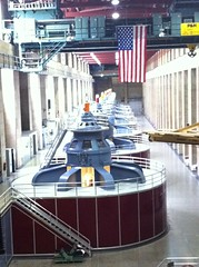Hoover Dam (Claudia Shultz) Tags: summer nevada hooverdam lakemead generators re