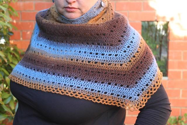 Eva shawl