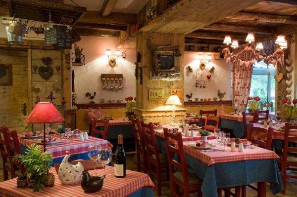 Hotel Les Bains - Restaurant