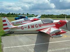 G-AWGN - Steve Cooper