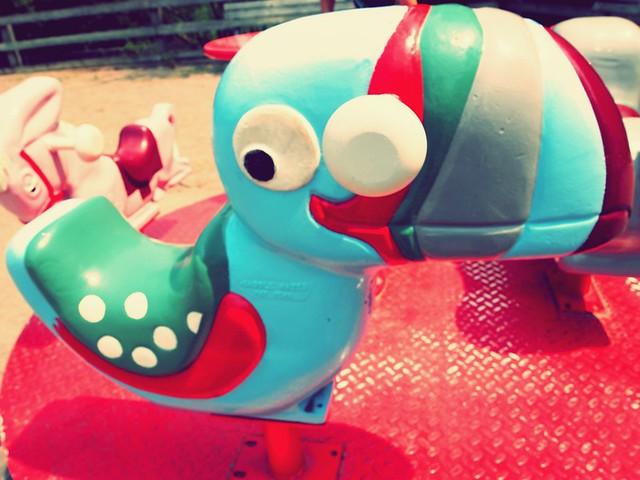 toucan ride