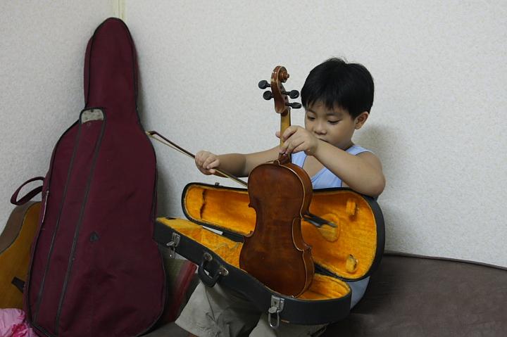 嘉義老家小提琴003