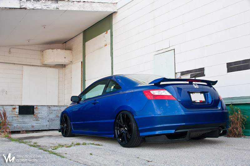 Illmotion im feature david soos 8th gen honda civic si publicscrutiny Image collections