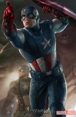 110725(2) - Visualizing the Marvel Cinematic Universe 4 美國隊長 Captain America