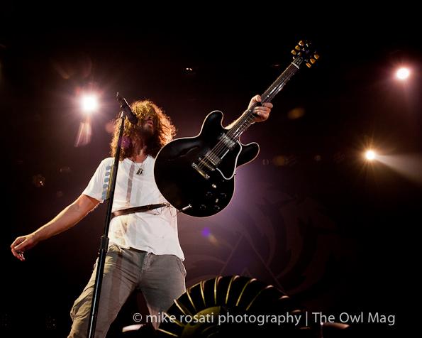 Soundgarden @ LA Forum 7-22-11 -8989