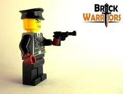 BrickWarriors P38 Grip 1 (MandaBW) Tags:
