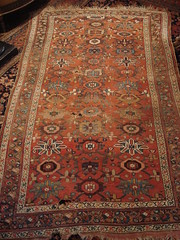 "Bijar Rug • <a style=""font-size:0.8em;"" href=""http://www.flickr.com/photos/51721355@N02/5975135556/"" target=""_blank"">View on Flickr</a>"