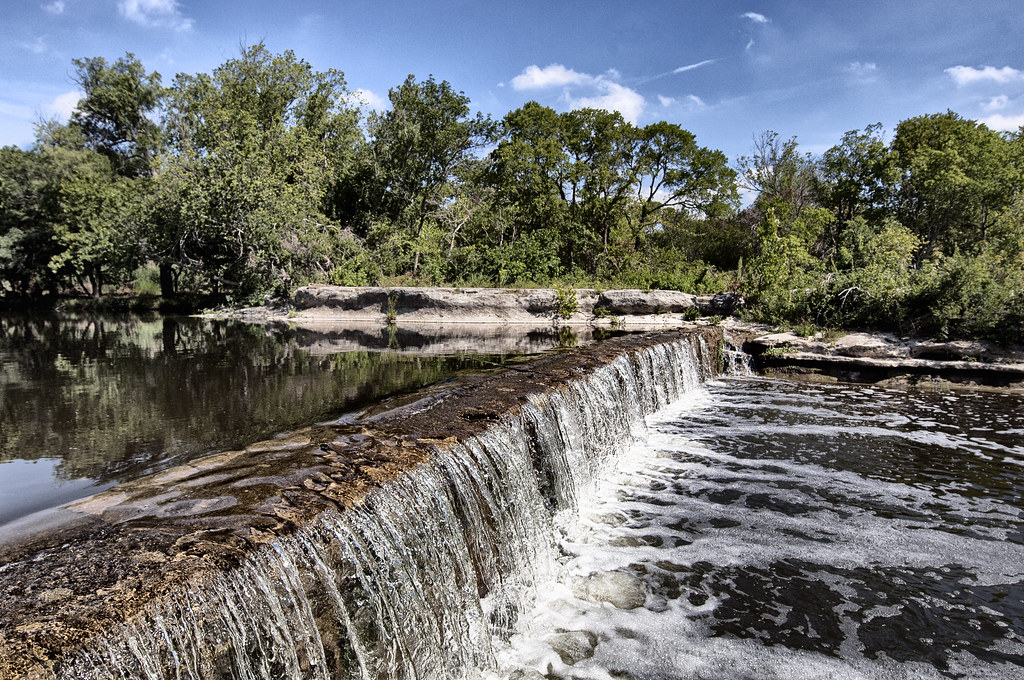 Falls at Brushy Creek