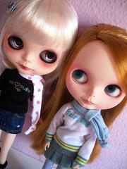 Lóri meets Leonor