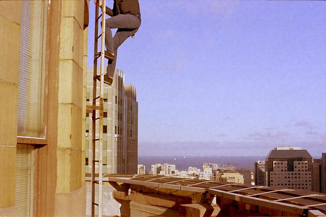 Hobart Ladder