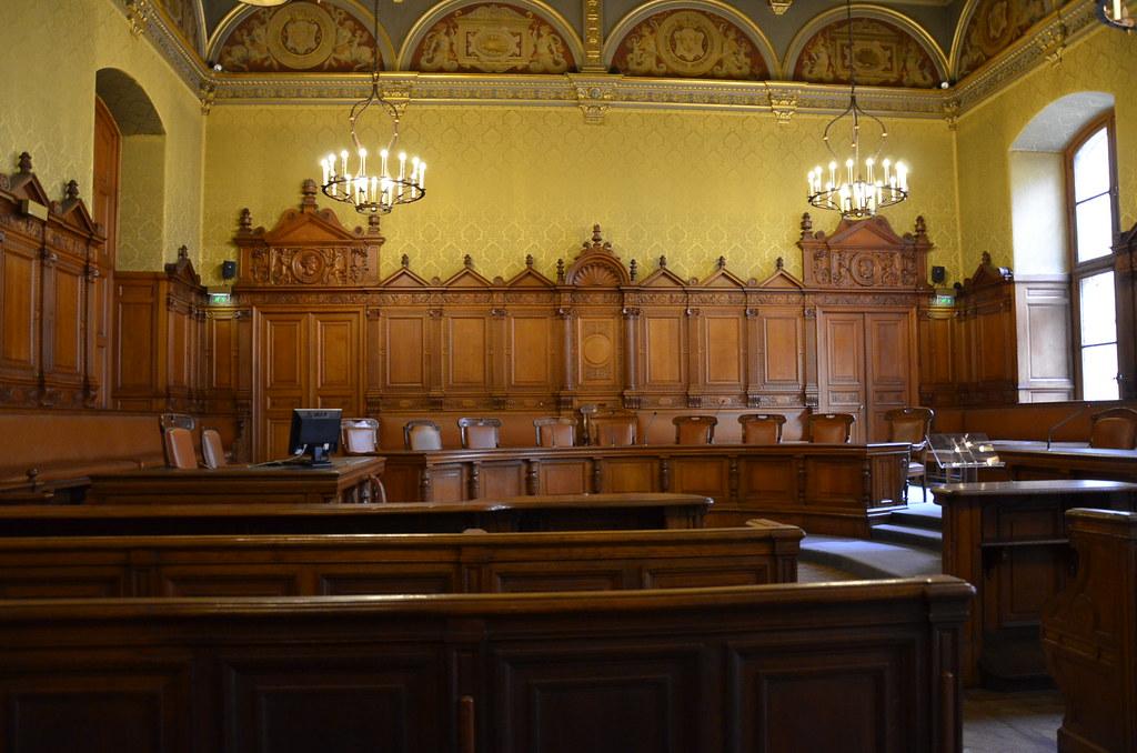 Le tribunal Révolutionnaire aujourd'hui
