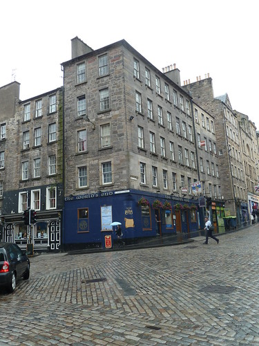 World's End Pub, Royal Mile