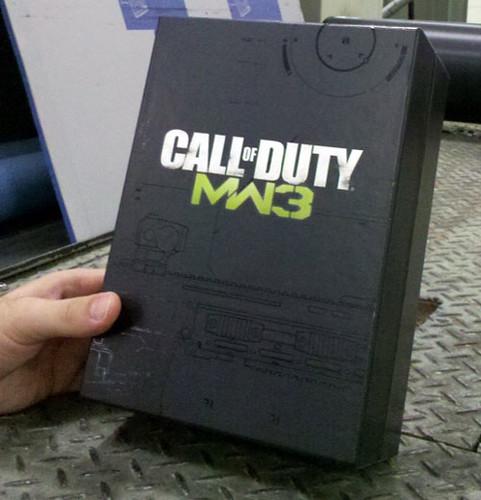 Call of Duty: Modern Warfare 3 Hardened Edition Box