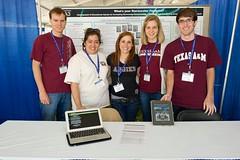 Collaborative success: TAMU students develop award-winning stormwater awareness game