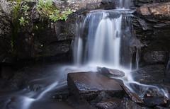 Mountain Stream Waterfall II, Blhammaren (kkorsan) Tags: longexposure river waterfall nikon stream sweden sverige jmtland re mountainstream 2011 d90 blhammaren hoyandx400 mygearandme mygearandmepremium mygearandmebronze mygearandmesilver
