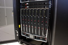 HP BladeSystem c7000 Enclosure