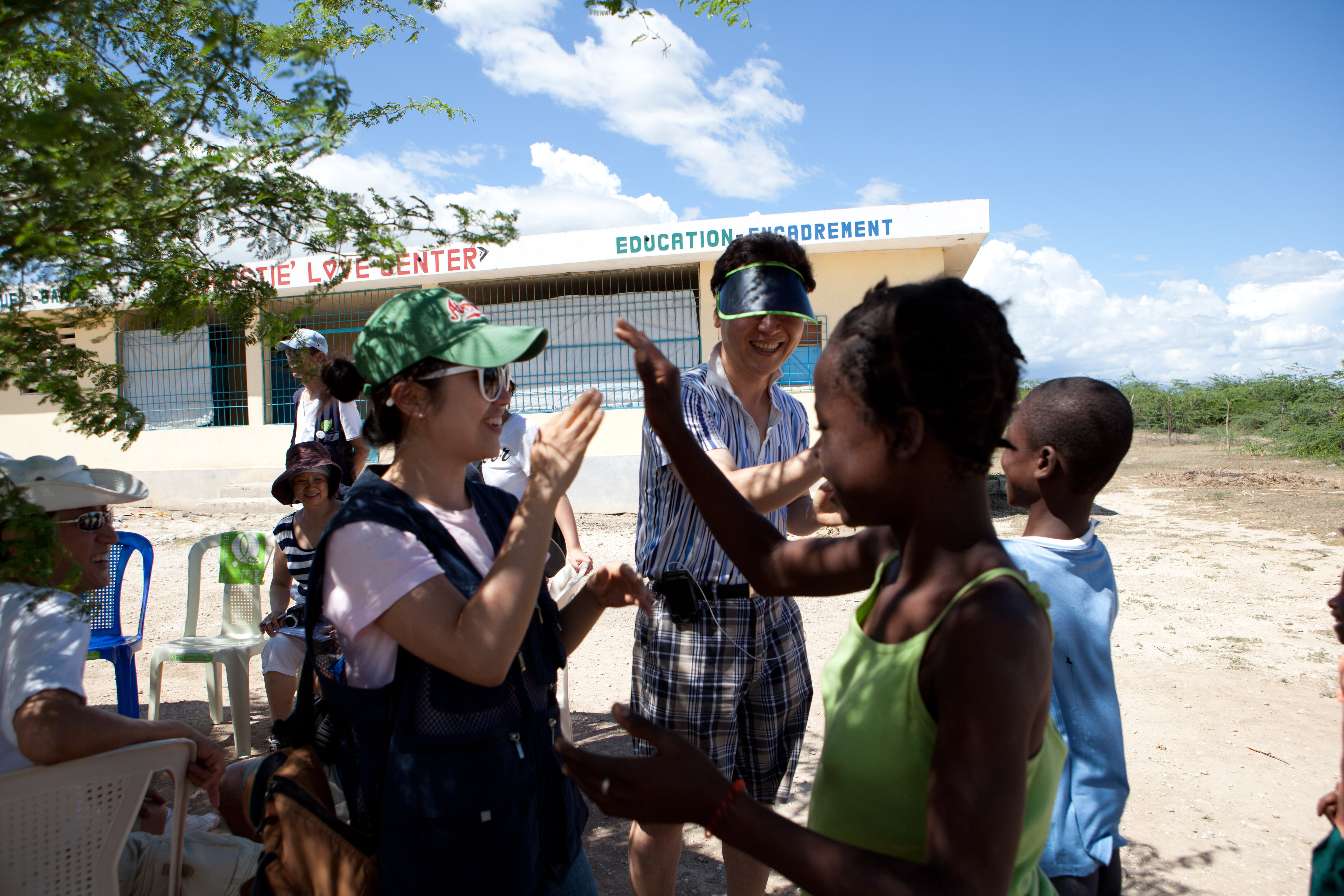 2011 아이티단기선교 어린이사역 (5)