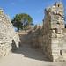 Ancient street of Troy (Troia), Anatolia, Turkey