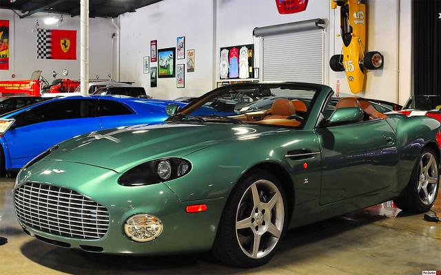 green db roadster zagato ar1 americanroadster marconiautomotivemuseum 2003astonmartin