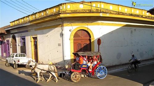 Granada Nicaragua Central Horse Ride