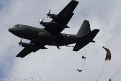 Austrian Airforce Lockheed C130K Hercules 8TCC (thePedaa) Tags: jets hercules c130 zeltweg bundesheer flugshow loxz 8tcc airpower11