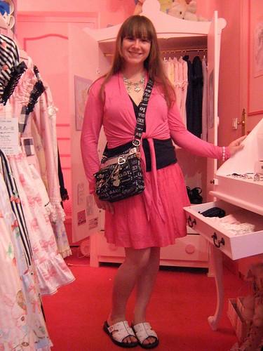 Ap Paris: pink, pink, pink!