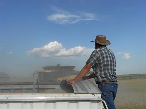 Carl on truck