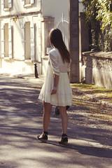 IMG_5407 (uncarnetsanspages) Tags: summer beauty look fashion blog dress personal lace style summerdress rubans espadrilles streetstyle capeline wwwfrenchdiarycom