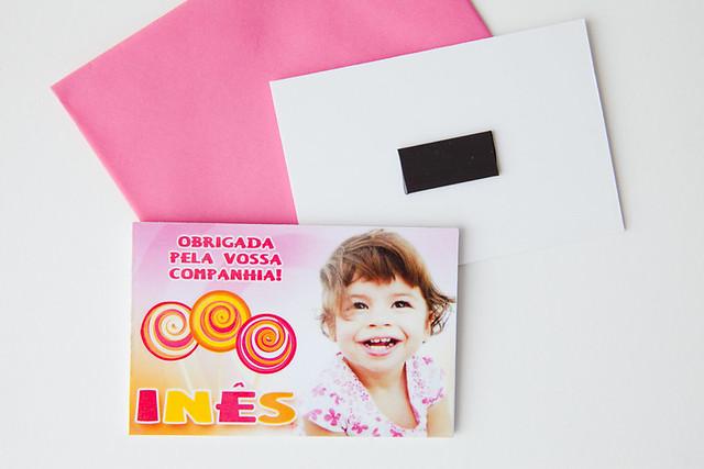 Tema Lollipop - Iman com Envelope