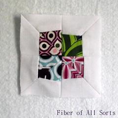 August - Sew Modern Quilt Bee