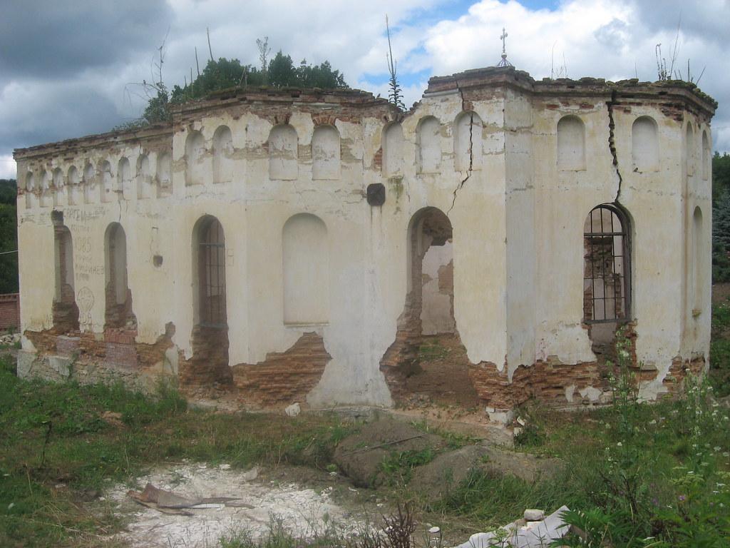 Manastirea Veverita2