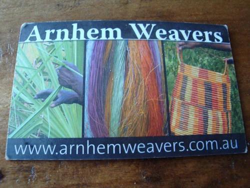 Arnhem Land Weavers