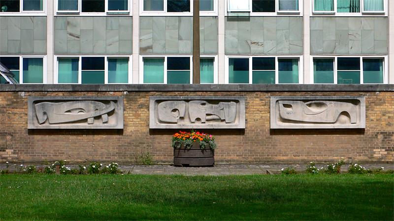 Queen's Gardens Art