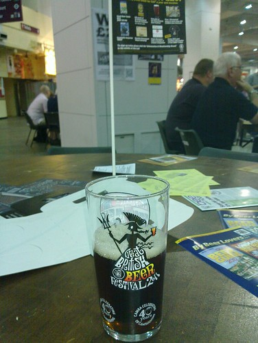 First half pint at the gbbf
