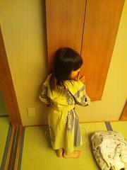 高山グリーンホテルには子供用浴衣もありますの写真