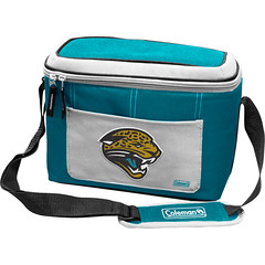 Jacksonville Jaguars Coleman 12 Pack/Can Cooler Bag