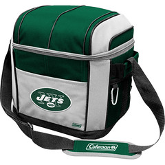 New York Jets Coleman 24 Pack/Can Cooler Bag