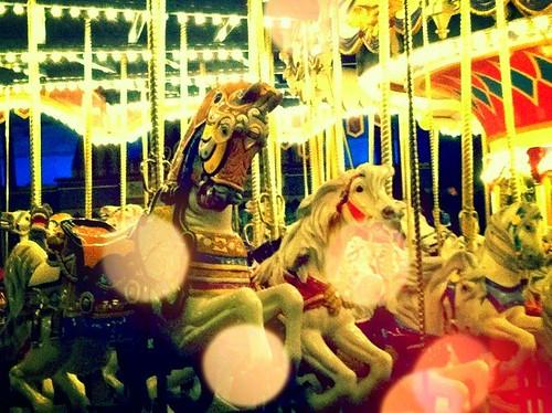 39/365- Carousel by elineart