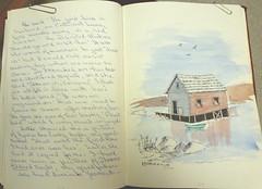 2011/07/28 Treasure book 6.62 (nonie vogue) Tags: 6 book sketch treasure watercolour