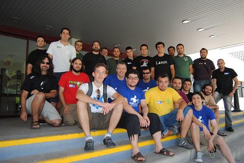 Foto de familia de la Guadec-es8