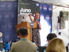 Jan Chodas, NASA/JPL Juno Project Manager