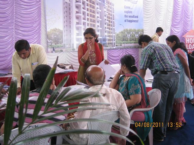 Save up to Rs. 2.4 Lakhs on a 2 BHK Flat!  Launch offer of DSK Kunjaban - 1 BHK 2 BHK Flats - Punawale - off Mumbai Bangalore Bypass - Pune 411 045