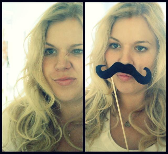 Momma Mustache