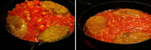 Tomato Smothered Pork 2