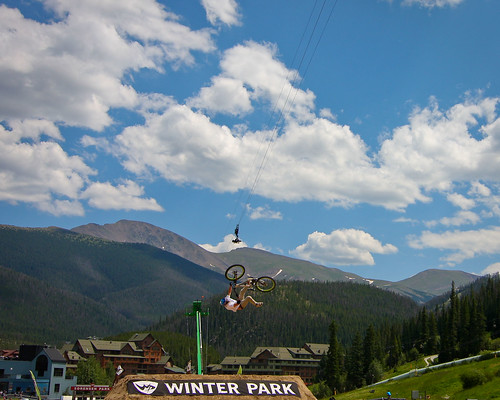 Crankworx Colorado