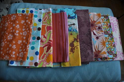 TATW 1: Fabric pull