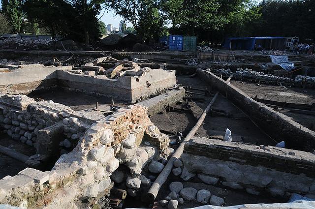 Die archäologischen Ausgrabungen in Königsberg