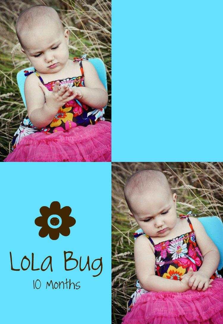 Lola 10 Months