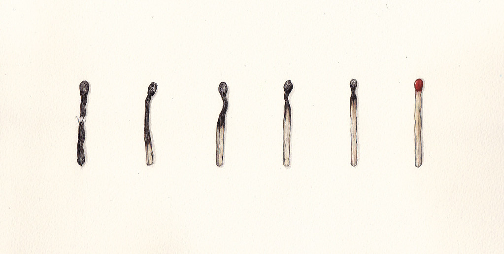 Matchsticks By Timothy Duong