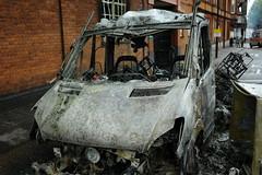 riot van by ghost.dog